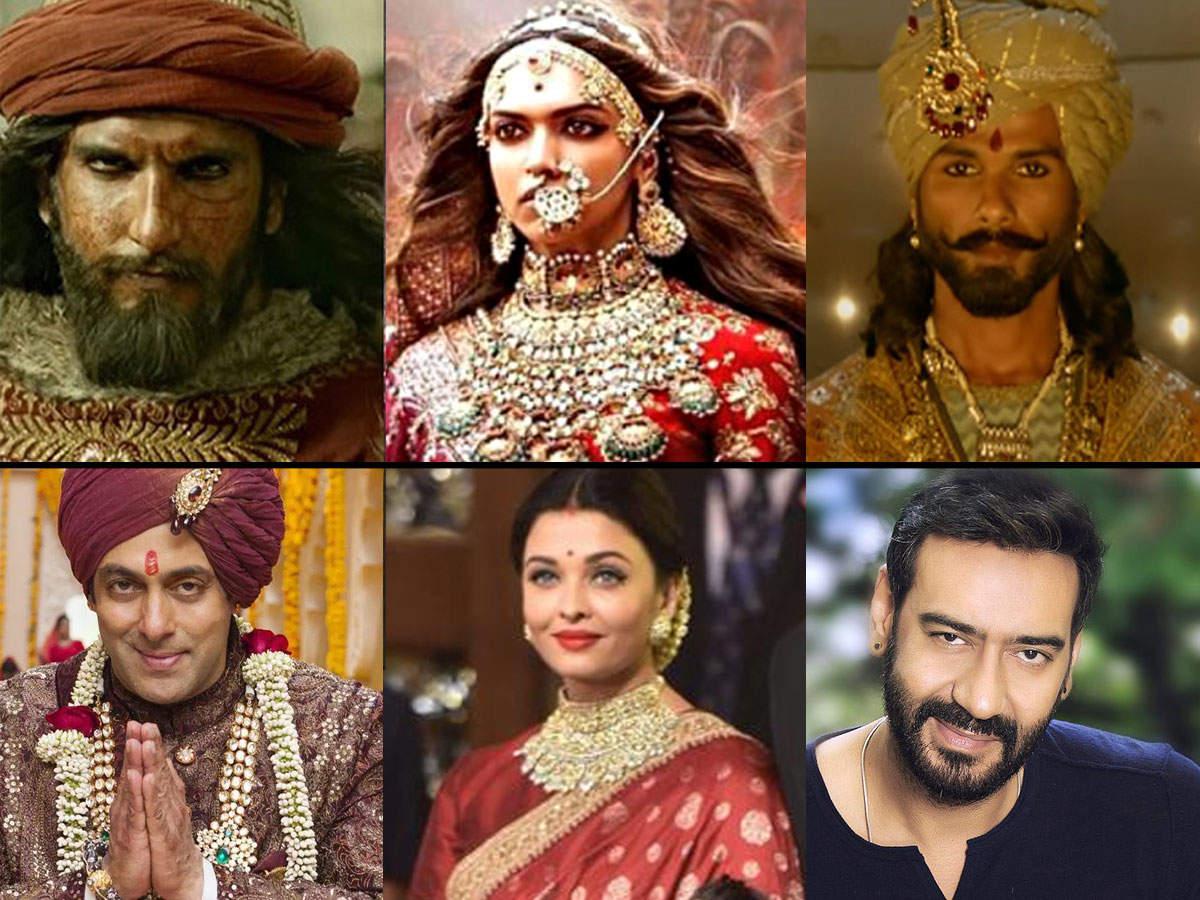 Shahid Kapoor would recast Salman Khan, Aishwarya Rai Bachchan and Ajay Devgn in 'Padmaavat'