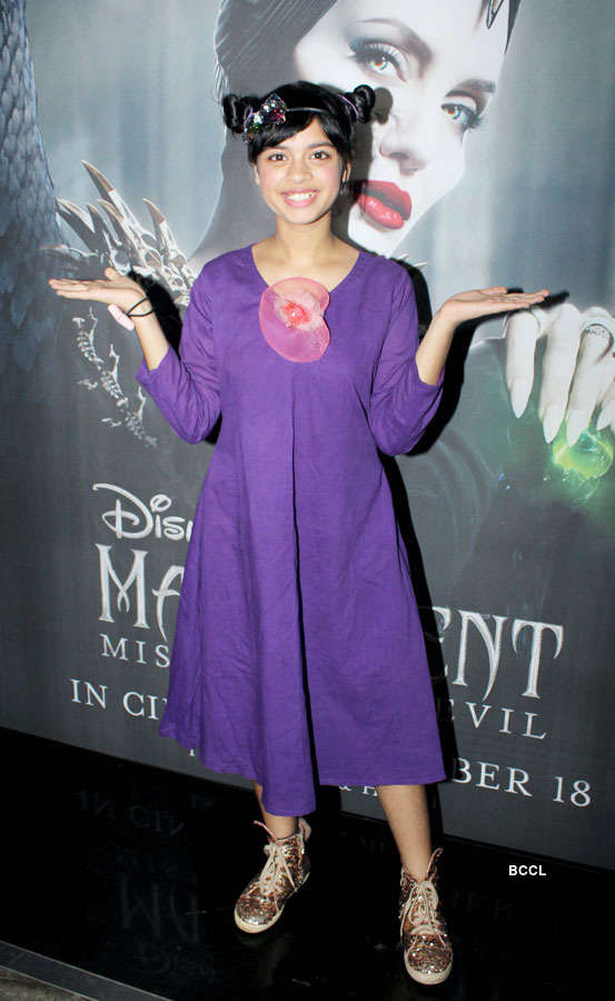 Maleficent: Mistress of Evil: Premiere