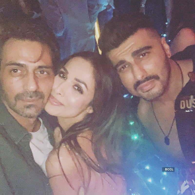 Malaika Arora rings in her 46th birthday with beau Arjun Kapoor and B-Town buddies