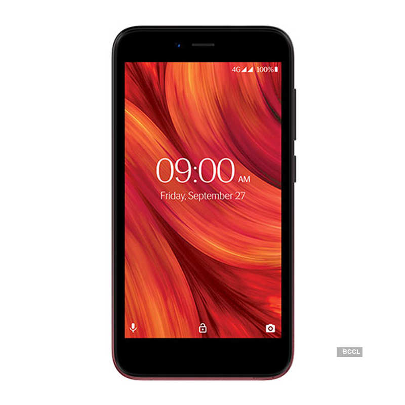 Lava launches Z41 entry level smartphone