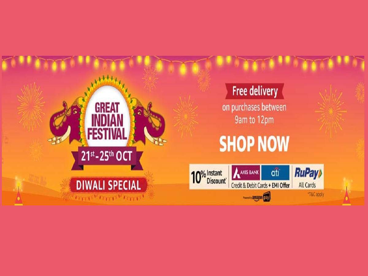Amazon Diwali Sale: Save up to Rs 10,000 on Apple Watch Series 4, Oppo A7 & other top deals of the day