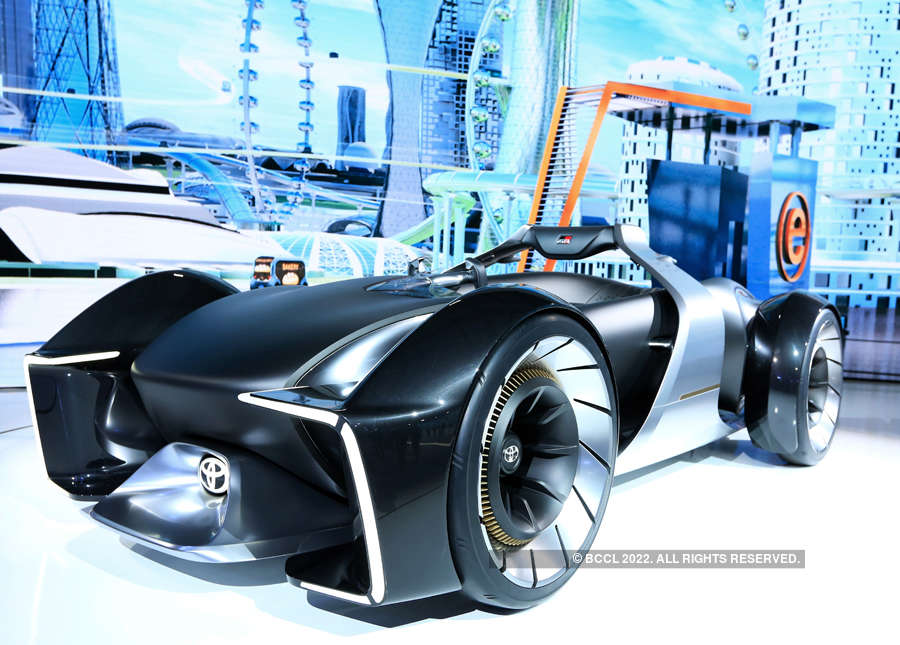 30 mesmerising pictures from Tokyo Motor Show