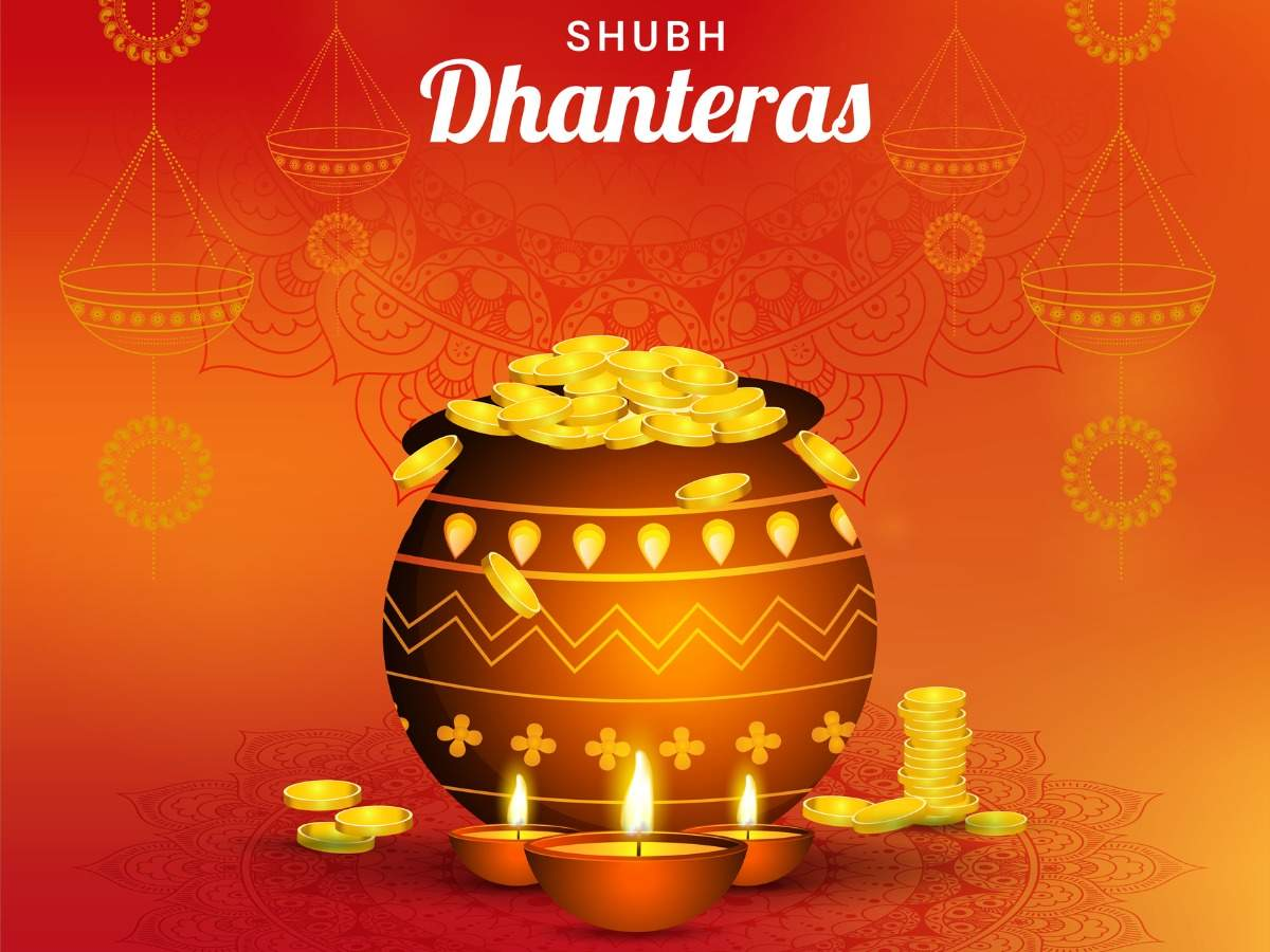 Happy Dhanteras 2019: Images, Cards and Wishes