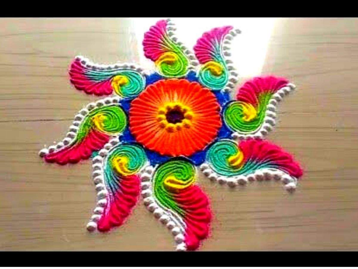 Diwali Rangoli Designs 2019