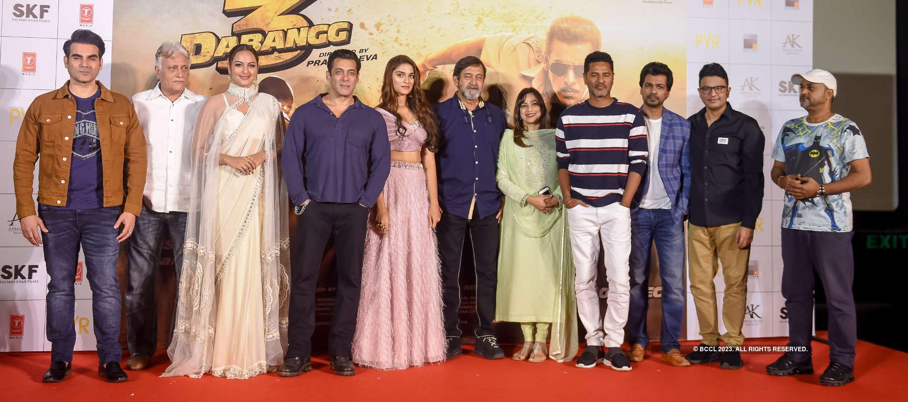 Dabangg 3: Trailer launch