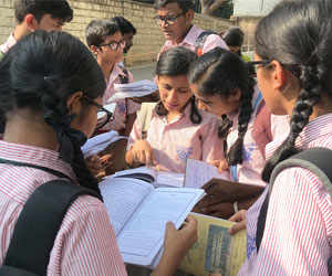 CBSE asks students to follow the recommended syllabus and not NCERT books