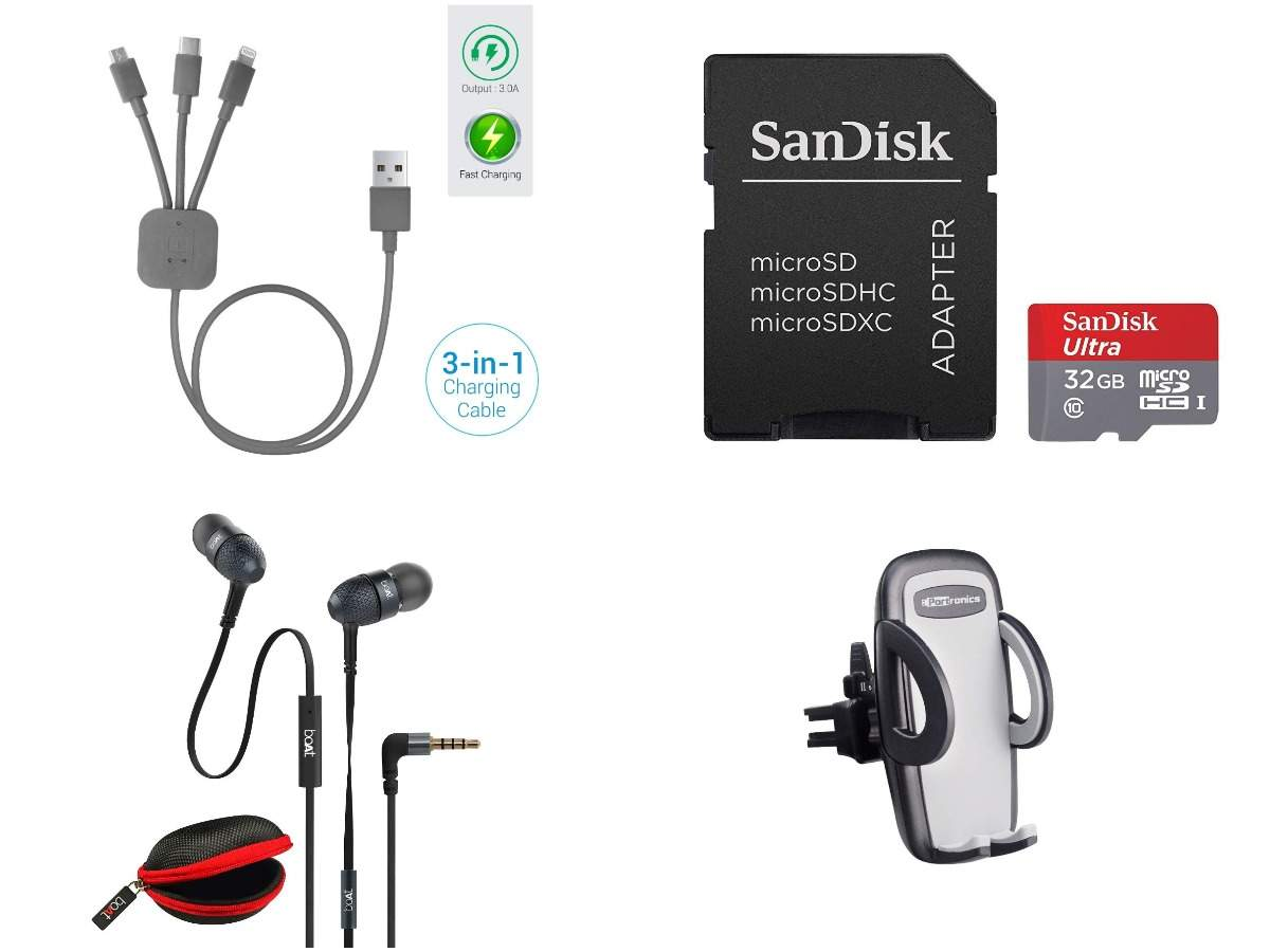 Amazon Great Indian Festival sale: 15 mobile accessories you can buy under Rs 999