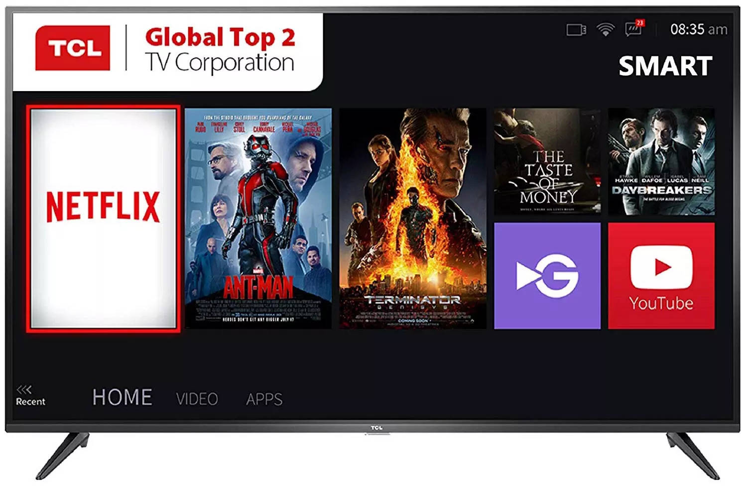 Tcl 43 Inch Led Tvs Online At Best Prices In India 43p65us 9th Nov 2020 Gadgets Now