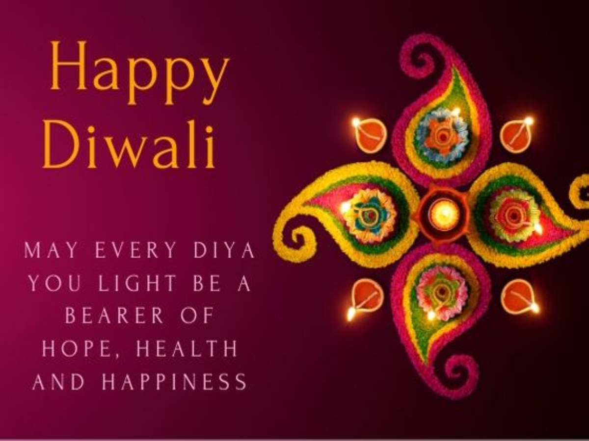 Diwali 2019 Cards, Images, Wishes, Messages & Quotes: Best Deepavali greeting card images to share with your friends and family