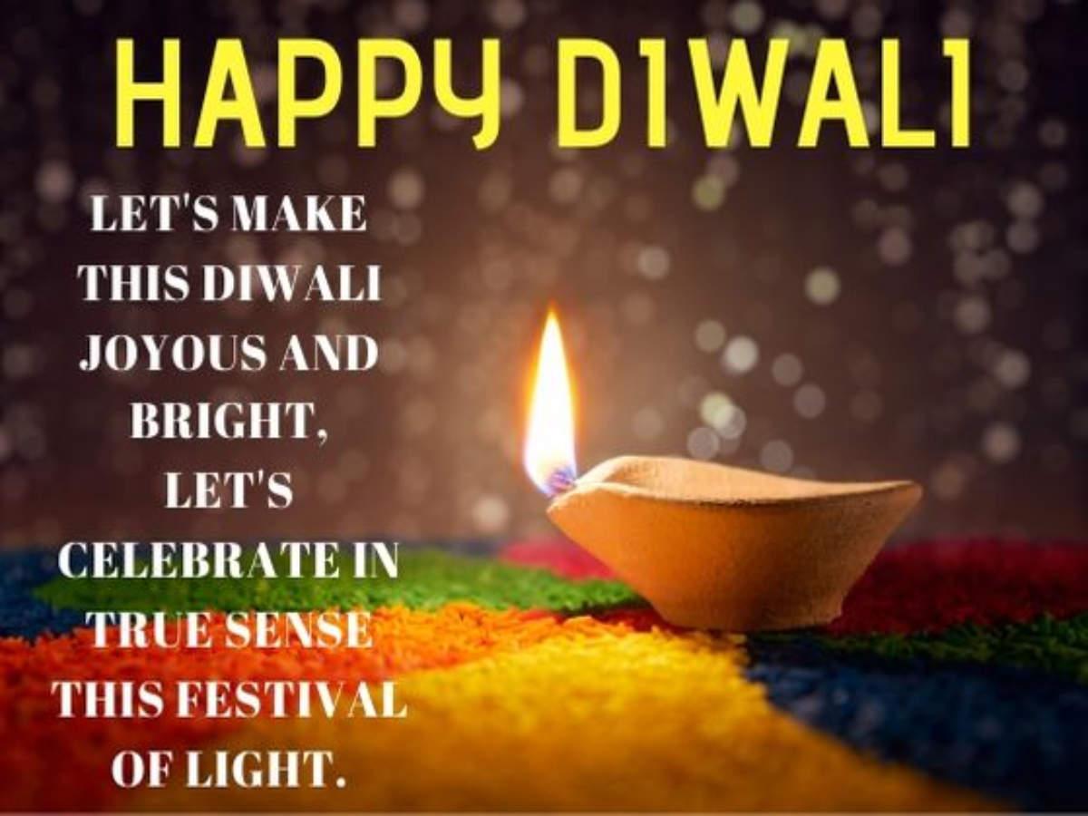 Happy Diwali 2019 Messages, Quotes