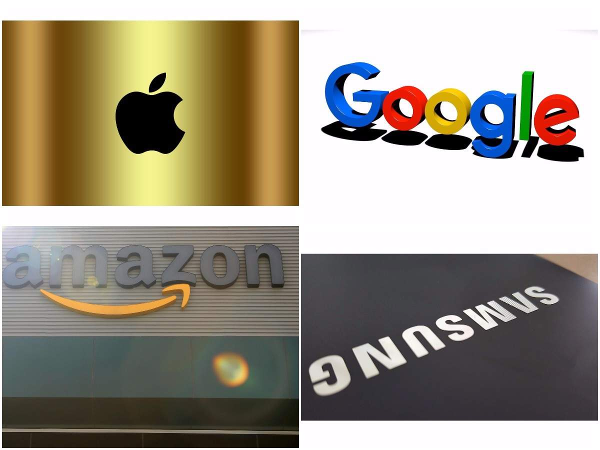These are the world's biggest tech companies