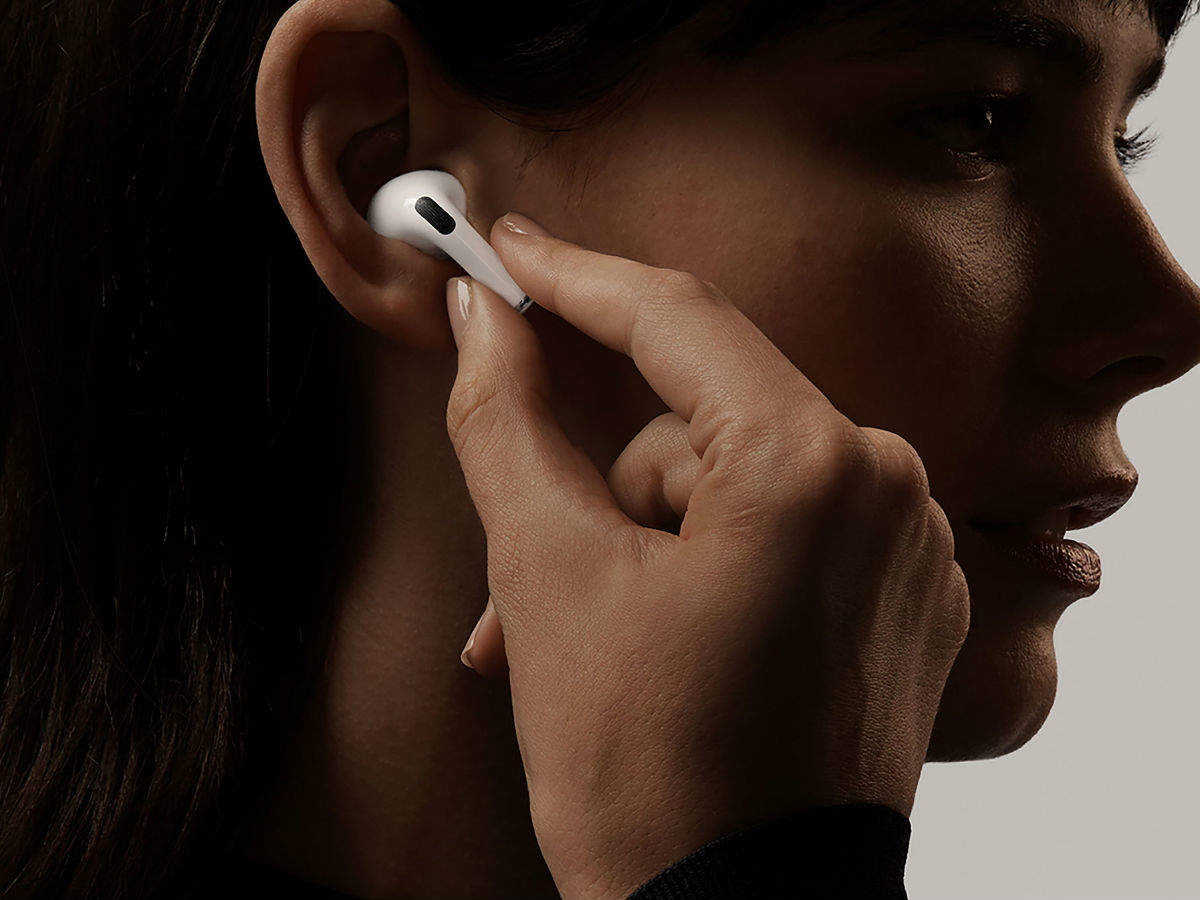 AirPods Pro are powered by same chip as the current-generation AirPods