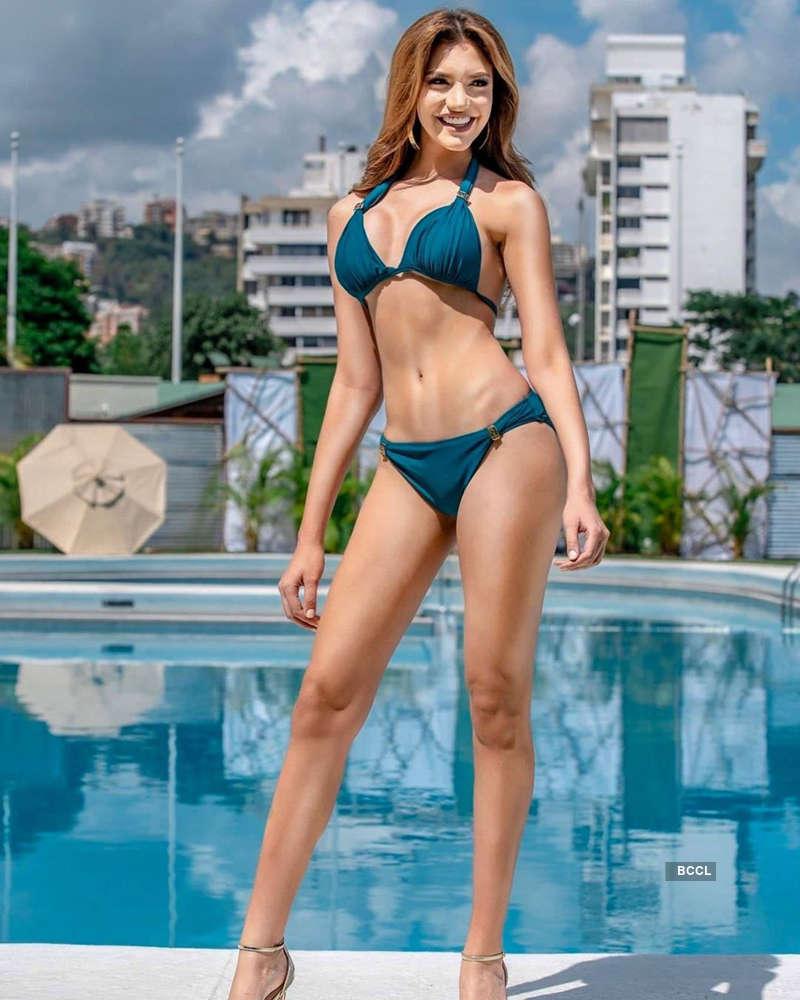Lourdes Valentina Figuera Morales of Venezuela crowned Miss Grand International 2019