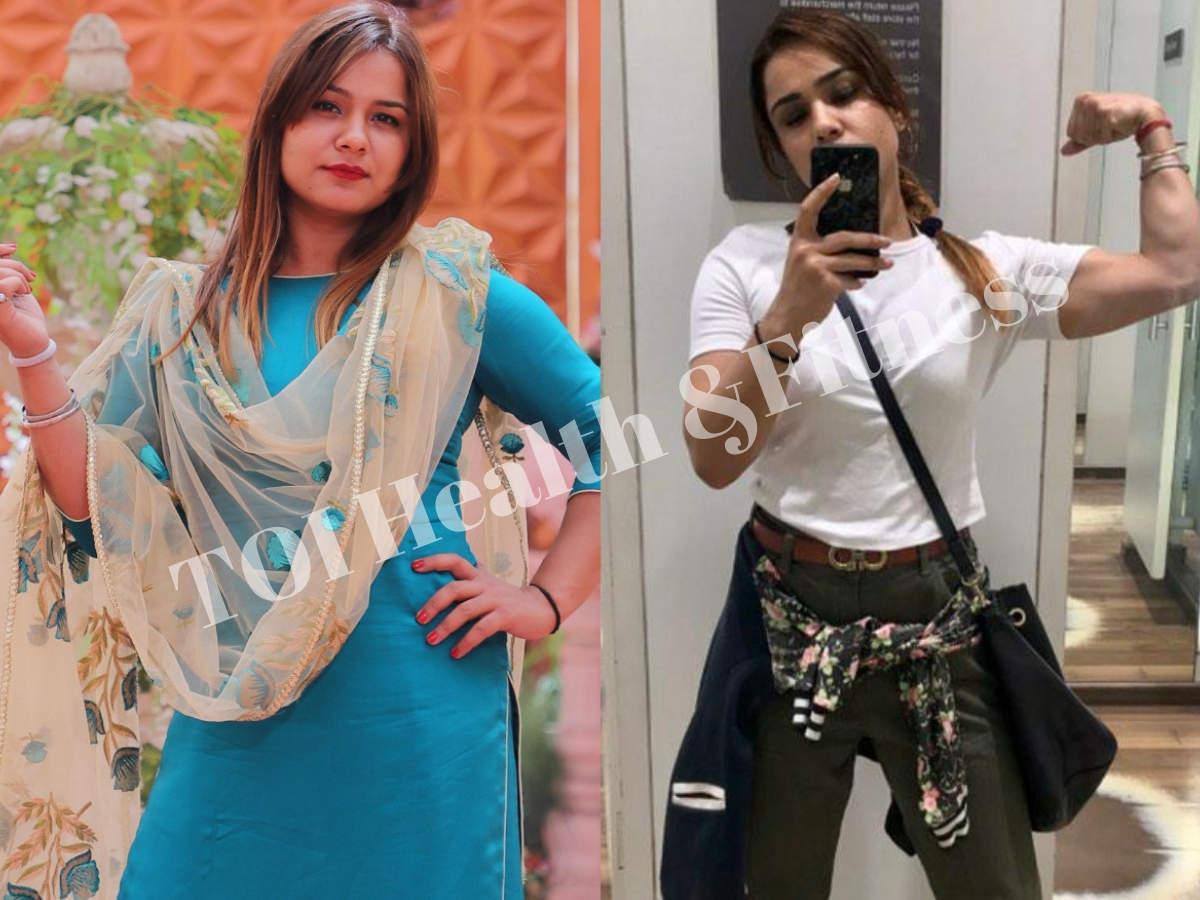 mandeep kaur fatbuster for story