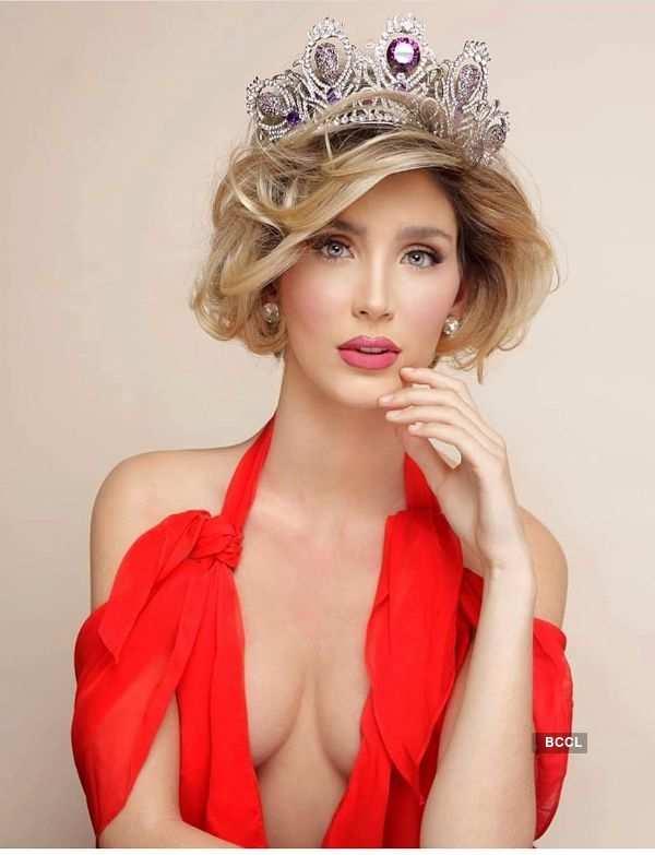 Fiona Tenuta Vanerio appointed Miss Universe Uruguay 2019