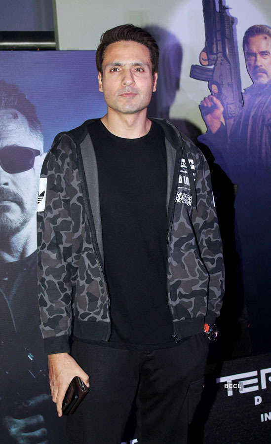 Terminator: Dark Fate: Screening