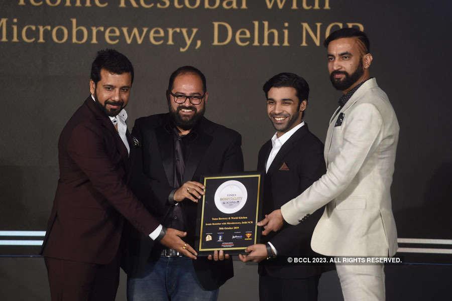 Times Hospitality Icons 2019- Delhi NCR