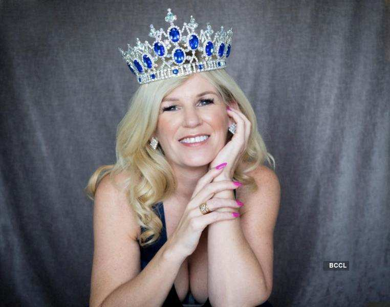 57-year-old UK woman wins pageant in India