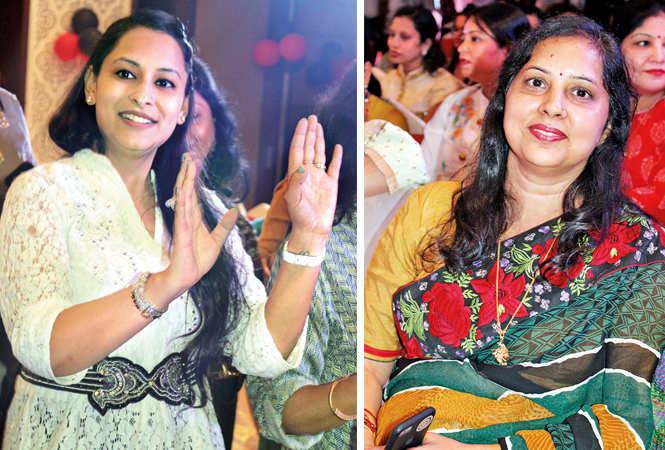 (L) Manisha (R) Meenu Rani (BCCL/ Arvind Kumar)