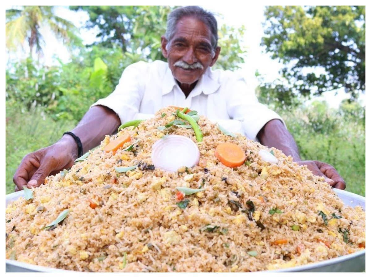 Narayana Reddy of Grandpa Kitchen who