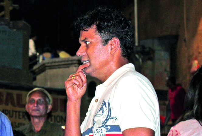 Susi Ganesan, Director (BCCL/ Arvind Kumar)