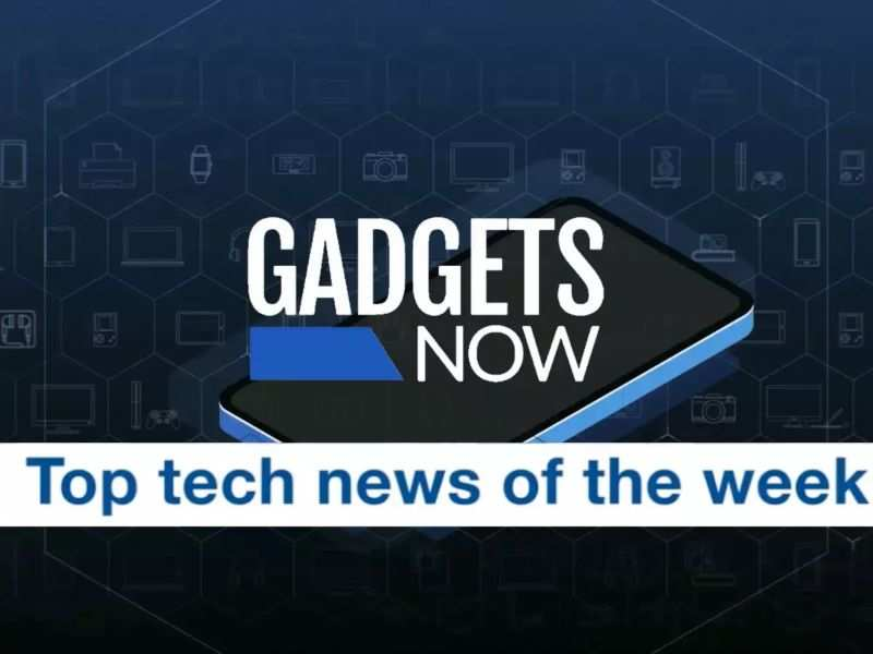New Apple device, 10 lakh credit/debit cards data 'stolen', Cognizant job cuts and other top tech news of the week