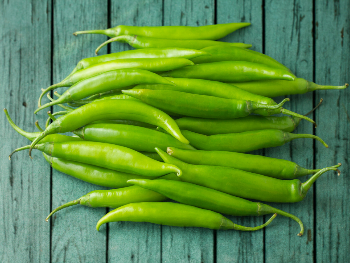 Weight loss: How hari mirchi (green chilli) can help you lose weight   The  Times of India