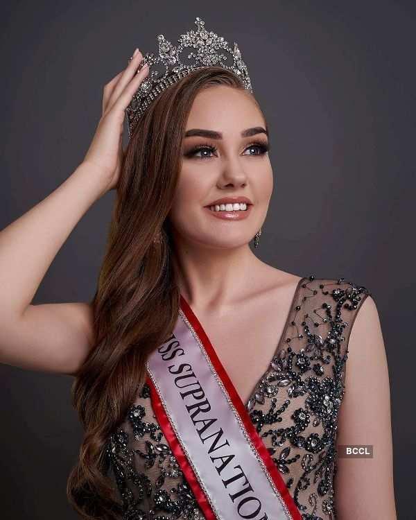 Monika Nolsoe crowned Miss Supranational Denmark 2019