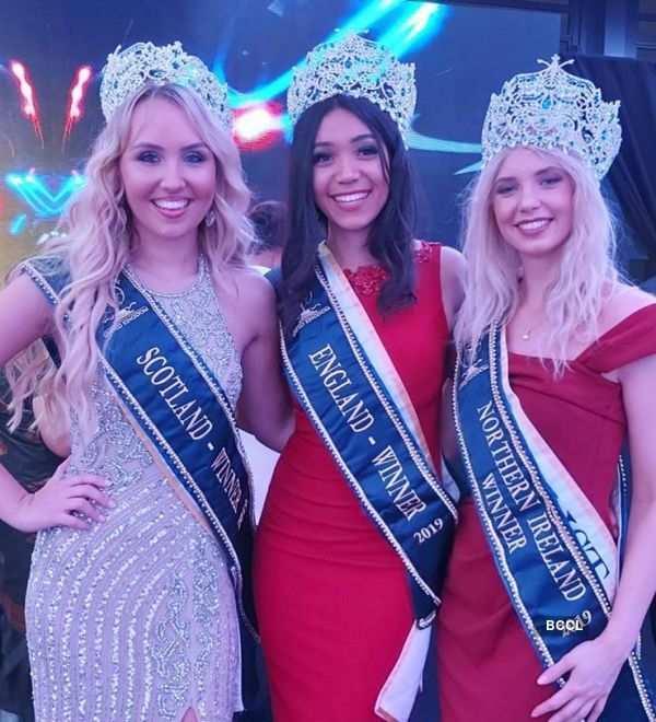 Kirsty Lerchundi appointed Miss Supranational United Kingdom 2019