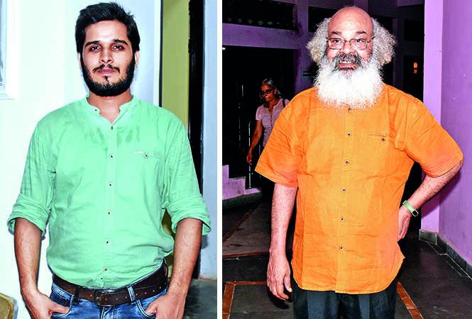 (L) Shubham Tiwari (R) Surya Mohan (BCCL/ Vishnu Jaiswal)