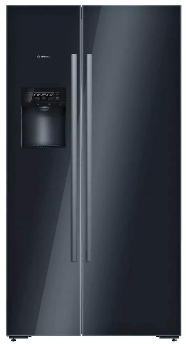 Compare Bosch Kad92sb30 639l Side By Side Refrigerator