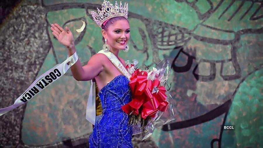 Lisbeth Valverde crowned Miss Panamerican International 2019