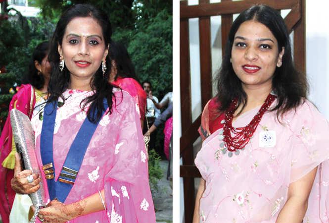 (L) Soumya (R) Rinny Jain (BCCL/ Arvind Kumar)