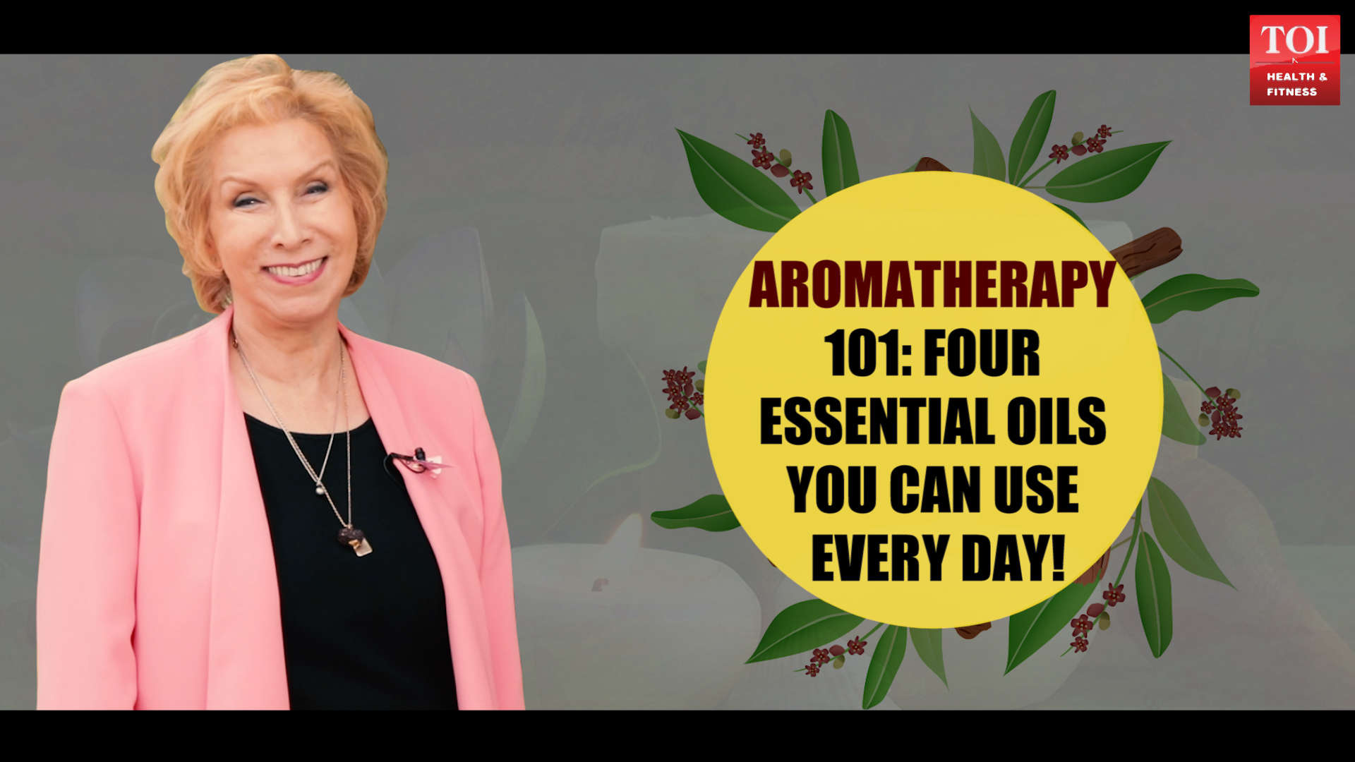 Aromatherapy 101: Four essential oils you can use everyday