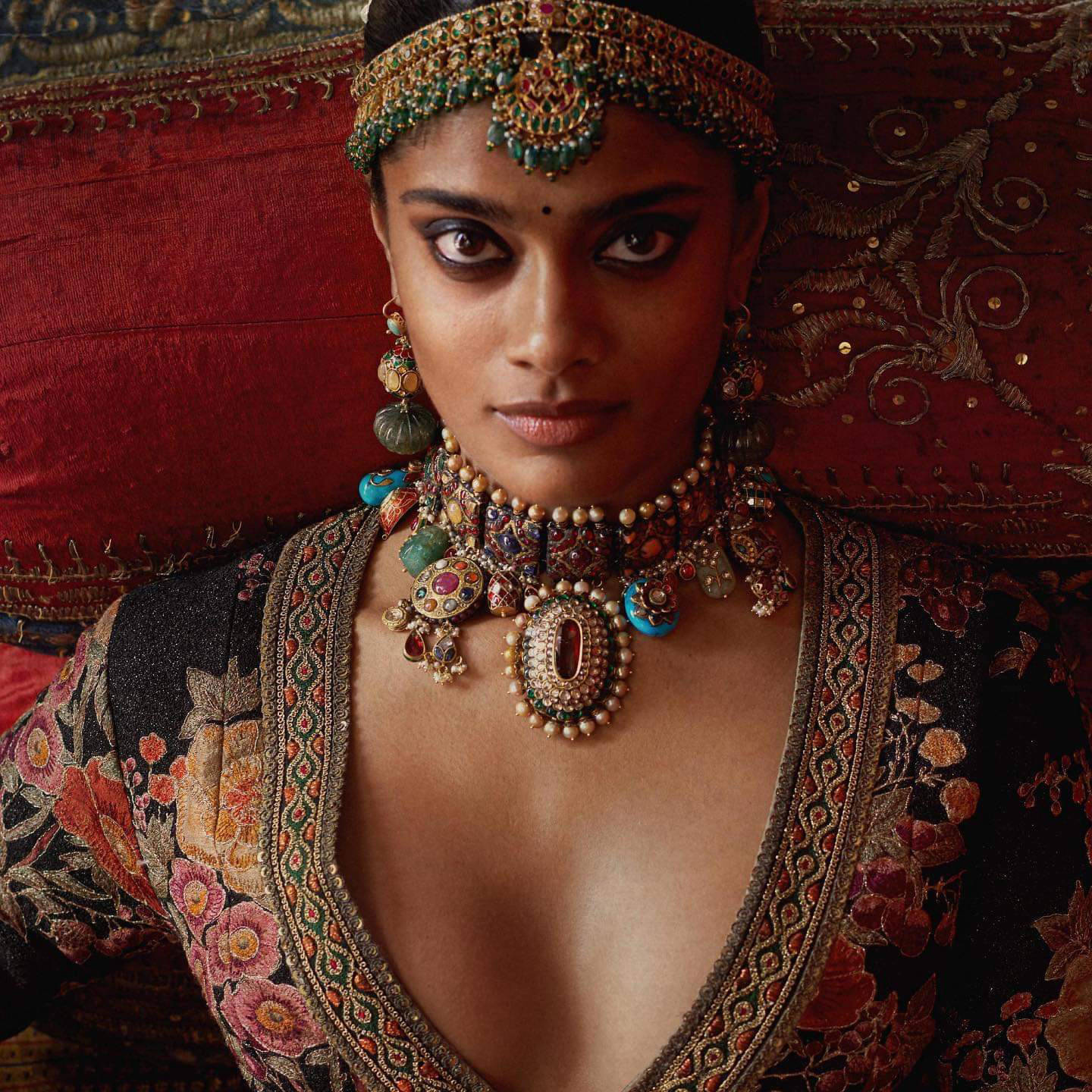 Sabyasachi model