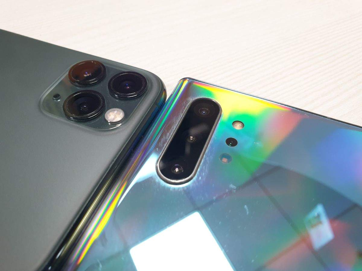 Apple iPhone 11 Pro Max vs Samsung Galaxy Note 10: How the cameras compare
