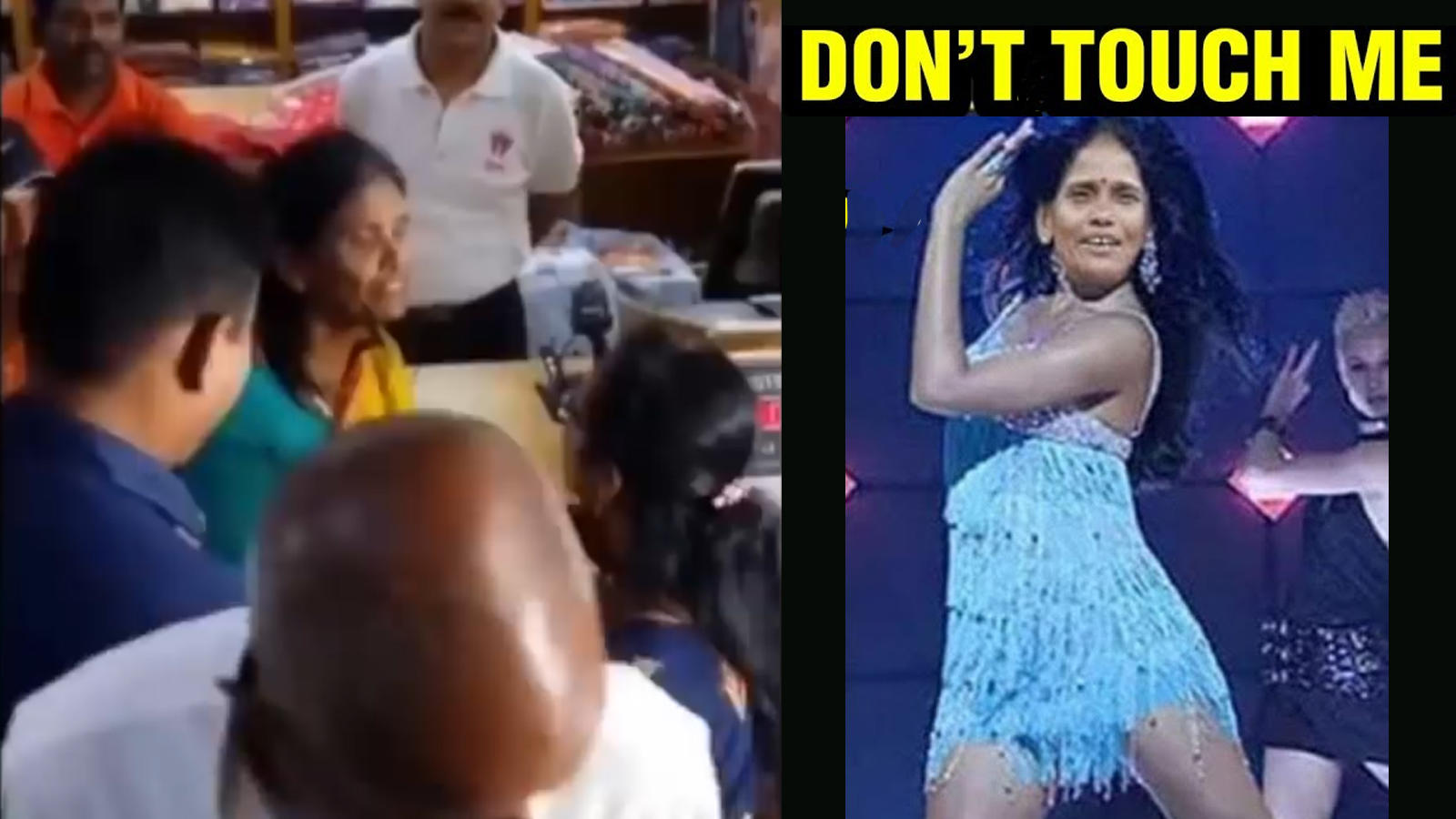 Internet singing sensation Ranu Mondal invites trolls and memes after she 'misbehaved' with a lady, fans defend her later