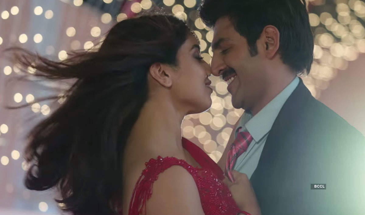 Kartik Aaryan's 'Pati Patni Aur Woh' made Rs 9.10 cr collection on the first day