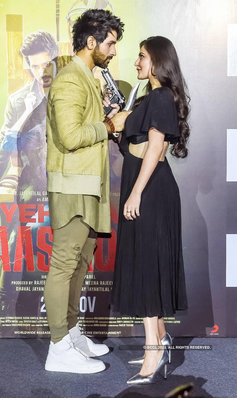 Yeh Saali Aashiqui: Trailer launch
