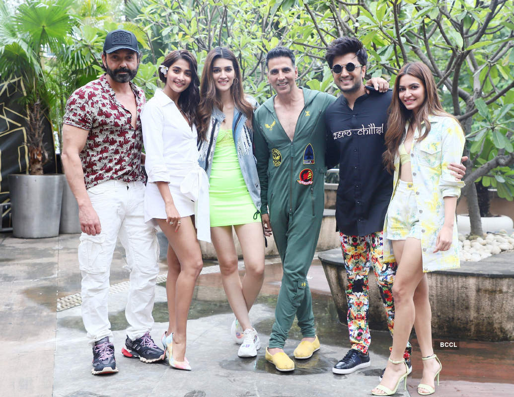 Housefull 4: Promotions