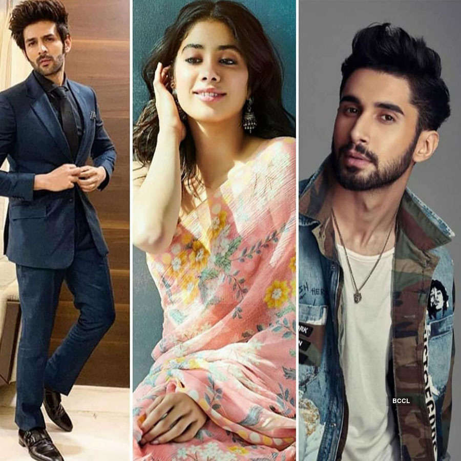 Janhvi, Kartik and Lakshya to star in Dostana 2