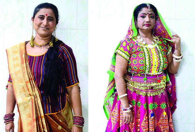 (L) Archana Sharma (R) Purnima Pandey (BCCL/ Pankaj Singh)