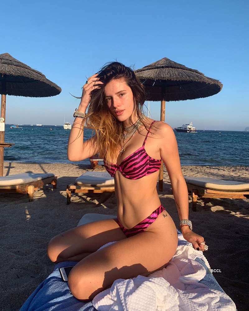 Bella Thorne is shaking up the internet