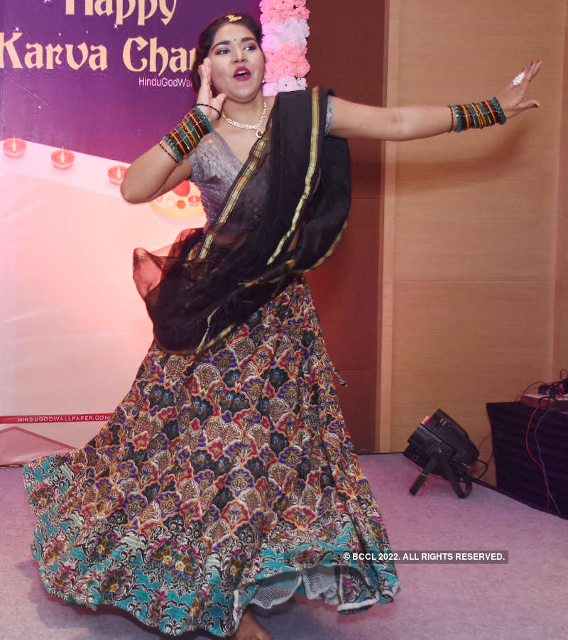 A Karva Chauth celebration full of fun and frolic