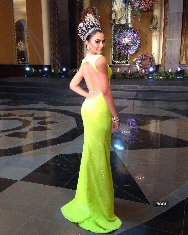 Karla Ochoa crowned Mexicana Universal Sonora 2019