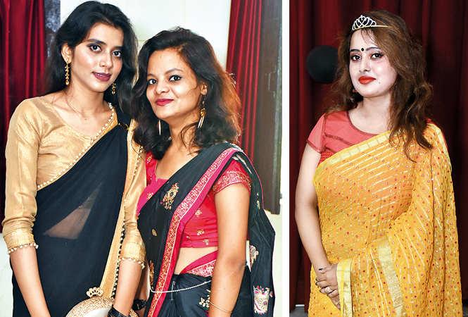 Anam Jahan and Jyoti Pandey (R) Archana Verma (BCCL/ Vishu Jaiswal)