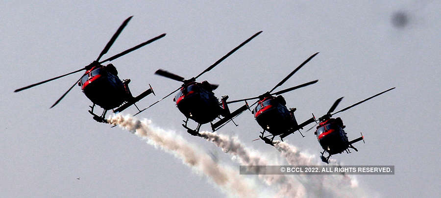 Air Fest 2019: Thrilling pictures from air show in Nagpur