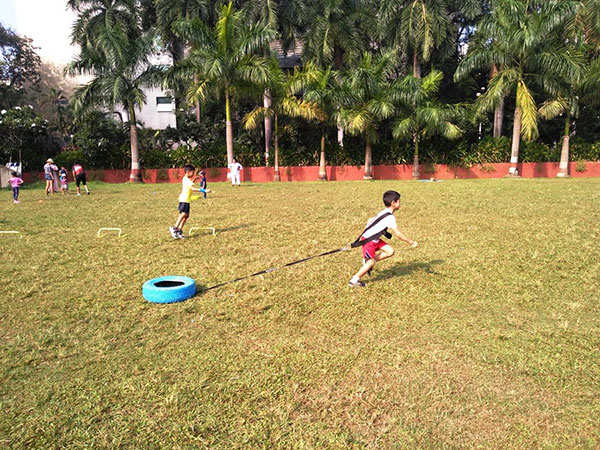 Kids-participate-in-the-endurance-training-session-organised-by-Juniorthon-and-Love-Your-Parks-at-Bandra-BMC-park-(-Patwardhan-Park)-today