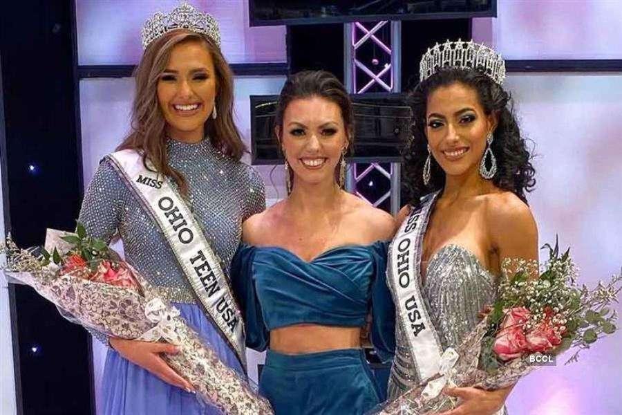 Stephanie Marie crowned Miss Ohio USA 2020