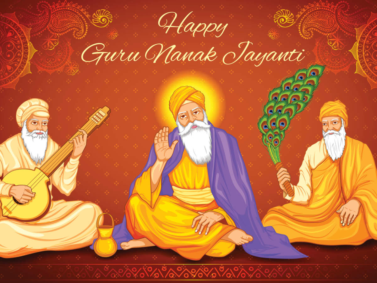 Happy Guru Nanak Jayanti 2019: Gurpurab Pictures, GIFs and Wallpapers